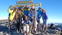 7-Day Mount Kilimanjaro Trek Via Machame Route From Arusha