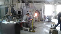 Venice Murano Island Glass Factory Tour with Glass Blowing Demonstration
