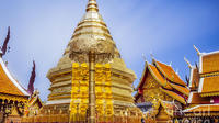 Half-Day Doi Suthep and Temples From Chiang Mai