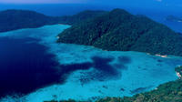 Similan Island Speedboat Tour with Lunch from Phuket