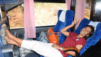 Bangkok to Koh Samui by Lomprayah Coach and High Speed Catamaran
