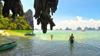 Hong Island Tour by Speedboat from Krabi with Sightseeing and Optional Kayaking