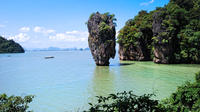 James Bond Island Day Tour from Krabi by Longtail Boat with optional Kayaking