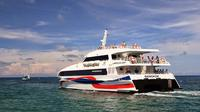 Koh Phi Phi to Koh Phangan by Ferry Including Coach and High Speed Catamaran
