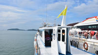 Koh Phi Phi to Railay Beach by High Speed Ferry