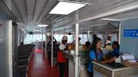 Koh Tao to Koh Samui by Seatran Discovery Ferry