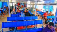 Koh Tao to Surat Thani Airport by High Speed Ferry and Minivan