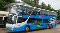 Krabi to Koh Tao by Lomprayah Coach and High Speed Catamaran