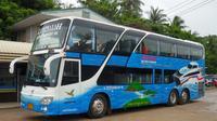 Krabi to Koh Tao Transfer by Coach and High Speed Catamaran