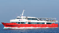 Nakhon Si Thammarat Airport to Koh Samui by Shared Minivan and Seatran Discovery Ferry Private Car Transfers