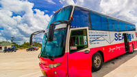 Phuket to Koh Phangan Including High-Speed Ferries and VIP Coach