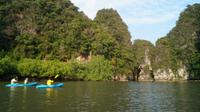 Small-Group Sea Kayaking at Ao Thalane Bay and Hong Island from Krabi