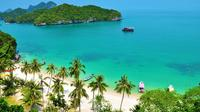 Snorkel and Kayak Tour to Angthong Marine Park by Speed Boat from Koh Samui