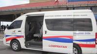 Surat Thani Airport to Koh Tao By Phantip Bus and Lomprayah High Speed Catamaran