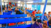 Surat Thani Airport to Koh Tao by Shared Minivan and High Speed Ferry