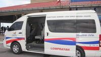 Surat Thani Airport to Koh Tao Including Shared Van and High Speed Catamaran
