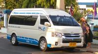 Transfer from Koh Lanta to Krabi Town, Krabi Airport or Bus Terminal by Shared Minivan Private Car Transfers