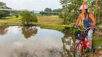 Zipline Adventures in Krabi Fun Park with Optional Activities