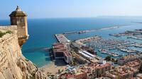 Private Santa Barbara Castle Tour in Alicante