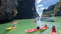 Phang Nga Bay Day Trip Kayak with Snorkeling Option from Phuket
