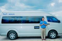 Private Round-Trip Bangkok Airport Transfer to Hua Hin Hotels