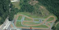 Kart Racing at Kartodromo Aldeia da Serra from São Paulo