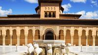 Alhambra and Granada Tour from Seville