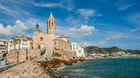 Excursión de día completo a Tarragona y Sitges para grupos pequeños con recogida en el hotel