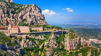 Half-Day Montserrat Tour with Small Group and Hotel Pickup