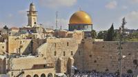 2-Days Jerusalem Bethlehem Masada Dead Sea From Tel Aviv