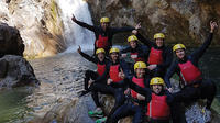 Extreme Canyoning Adventure from Split