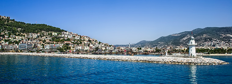 Top Alanya Cruises, Sailing & Water Tours