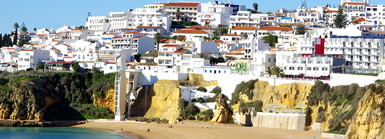 Top Albufeira Walking & Biking Tours