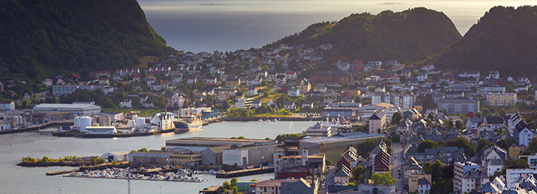 Alesund Ports of Call Tours