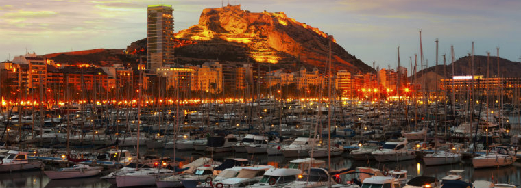 Top Alicante Air, Helicopter & Balloon Tours