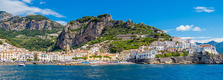 Top Amalfi Cruises, Sailing & Water Tours
