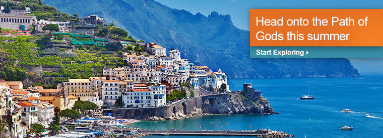 Amalfi Coast Tours & Sightseeing