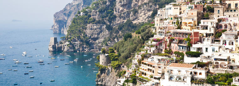 Amalfi Coast Cruises, Sailing & Water Tours
