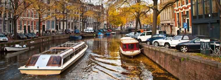 Amsterdam Cruises, Sailing & Water Tours