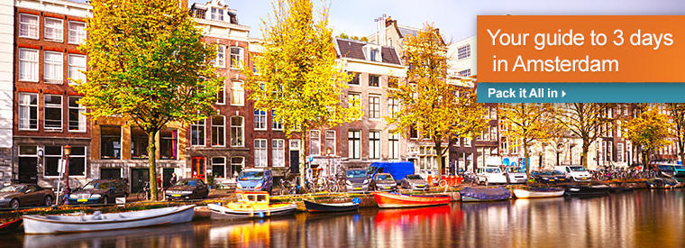 Amsterdam Deals and Discounts