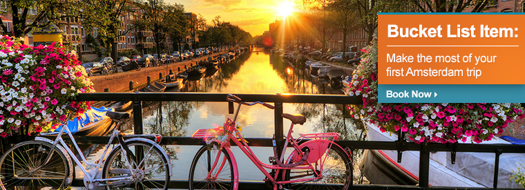 Amsterdam Holiday & Seasonal Tours