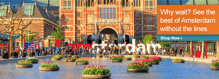 Top Amsterdam Private & Custom Tours