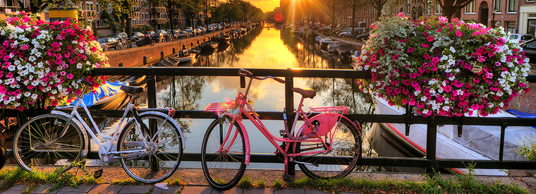 Top Amsterdam Bike & Mountain Bike Tours
