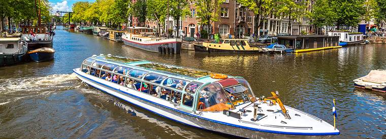 Top Amsterdam Multi-day Cruises