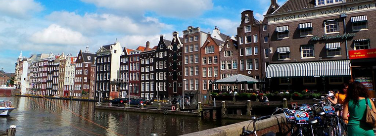 Top Amsterdam Segway Tours