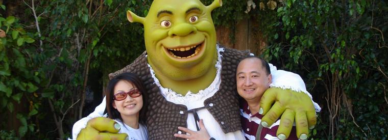 Anaheim & Buena Park Universal Theme Parks