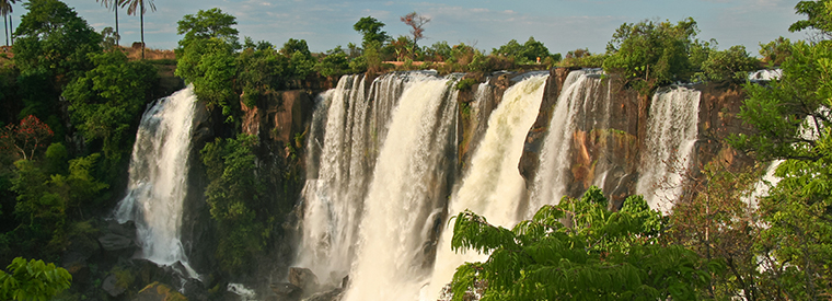 Top Angola Multi-day Tours
