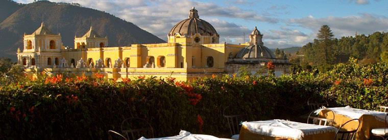 Antigua Full-day Tours