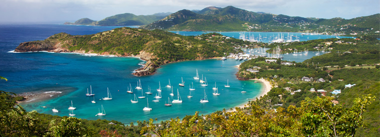 Antigua and Barbuda Cruises, Sailing & Water Tours