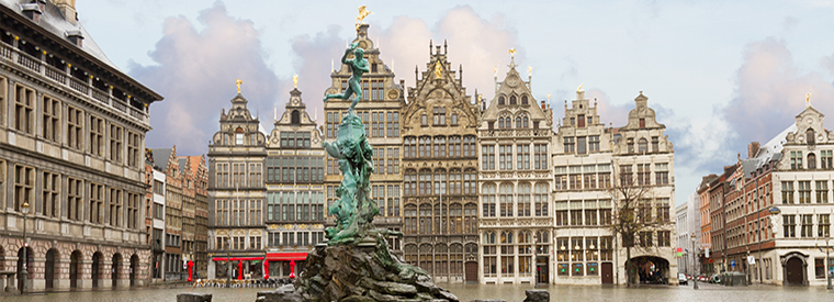 Top Antwerp Walking & Biking Tours